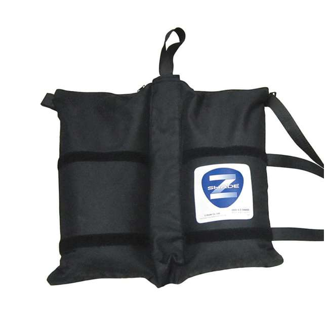 ZSHDWB4 Z-Shade Instant Canopy Tent Shelter Leg Weight Bags 2