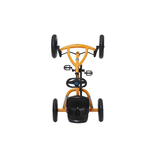 24.20.60.02 Berg Buddy B-Orange Kids Pedal Go Kart 5