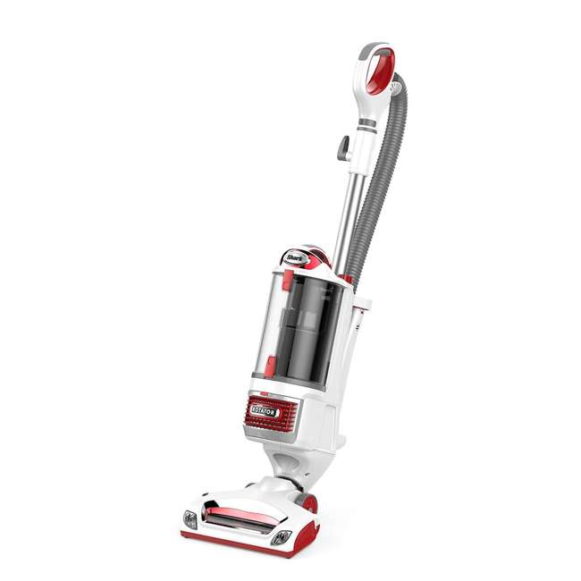 NV501-RB Shark Rotator NV501 Lift Away Bagless Vacuum, Red (Certified Refurbished)