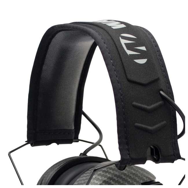 GWP-RSEM-CARB + GWP-REMSC Walker's Razor Hearing Protection Earmuff w/ Walker's Razor Ear Muff Case 4