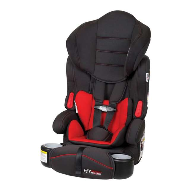 FB58145 Baby Trend Hybrid 3 in 1 Infant Toddler Child Car Seat, Rumba