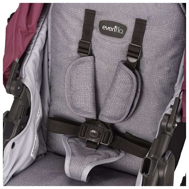 56012217 Pivot Stroller & Car Seat Travel System, Dusty Rose 6