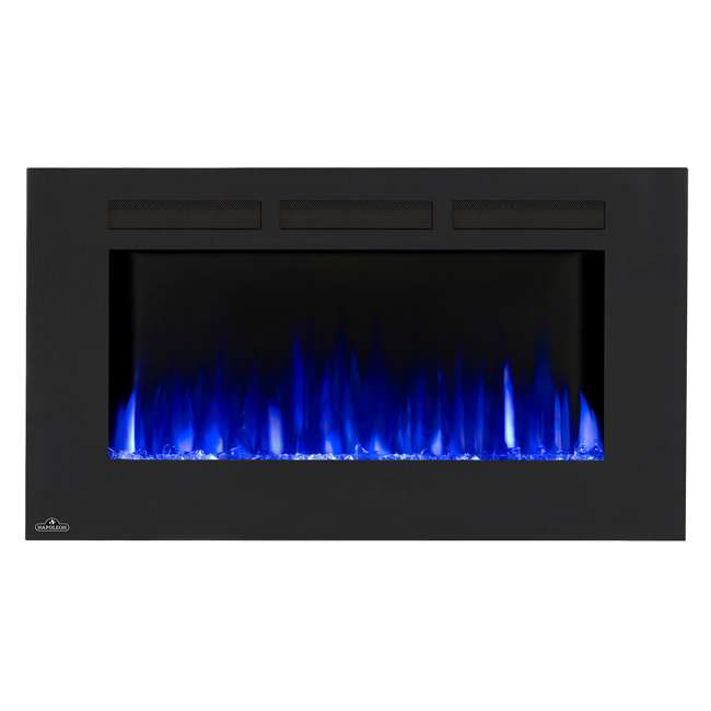 NEFL42FH-OB Napoleon Allure 42-Inch 5000 BTU Wall Hanging Electric Fireplace (Open Box) 2