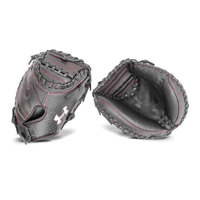 UACM-100Y Under Armour Framer 31.5 Inch Youth Baseball Catchers Mitt