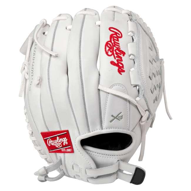 RLA125KR-3/0 Rawlings Liberty Advanced 12.5-Inch Outfield Pitcher Adult Softball Glove 2
