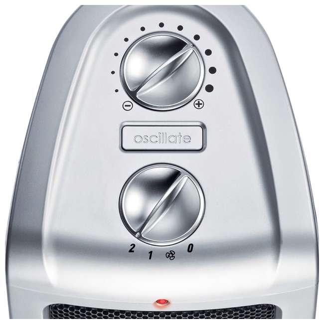 LKO-5307-TN Lasko 5307 Portable Electric 1500W Room Oscillating Ceramic Tower Space Heater 1