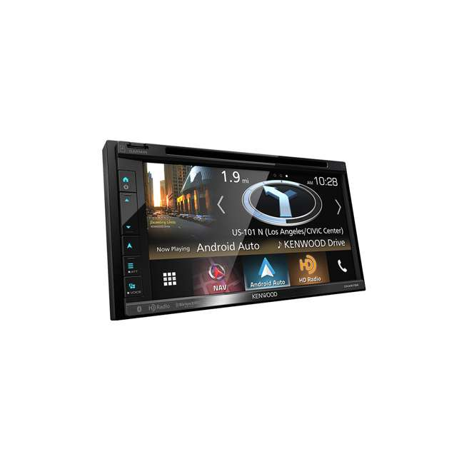DNX575S Kenwood DNX575S 2-Din 6.8-Inch Multimedia Receiver with GPS 2