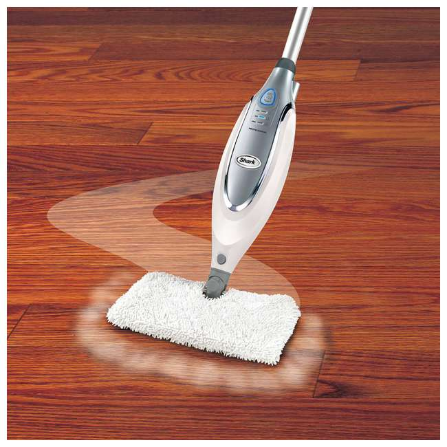 S3801CO_EGB-RB Shark Professional Dust, Mop, & Scrub Steam Electric Corded Pocket Mop | S3801CO 5