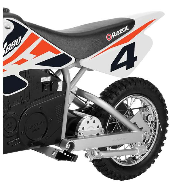 15165010 Razor MX650 Electric Dirt Rocket Bike (2 Pack) 6