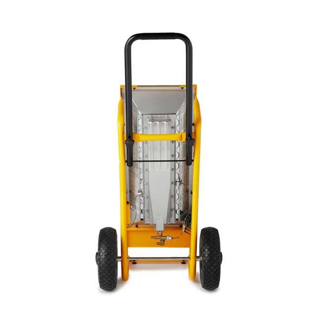 MH-F340620 Dewalt 45,000 BTU Radiant Propane Portable Job Site Heater 4