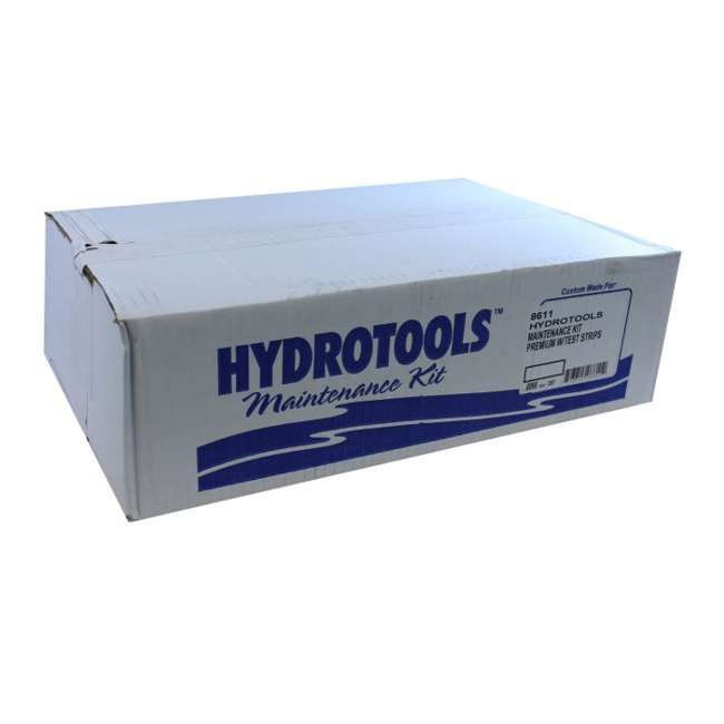 8611-U-A Hydro Tools 8611 Premium Above/Inground Pool Maintenance Kit- Open Box (2 Pack) 10