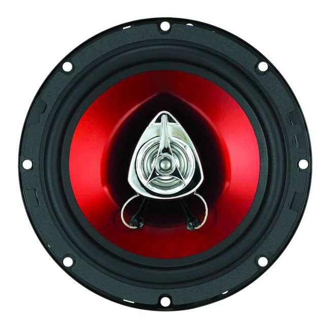 New Kicker 41ksc694 6x9 Ks Series 600 Watt 2 Way Car: Boss 6.5-Inch 2-Way 200 Watt Slim Speakers (Pair)