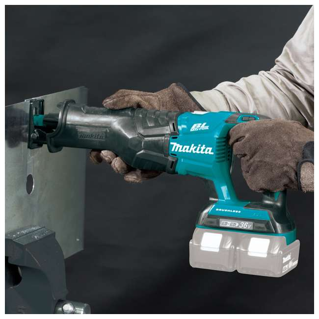 XRJ06Z-U-C Makita 18-Volt SPM Lithium-Ion Cordless 1.25 inch Recipro Saw (For Parts) 2