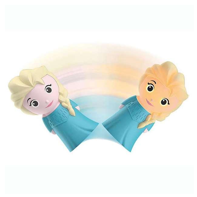 PLC-799965 + PLC-7176803U0 Philips Disney Frozen Olaf and Elsa Kids Soft Pals Nightlight Friend 8