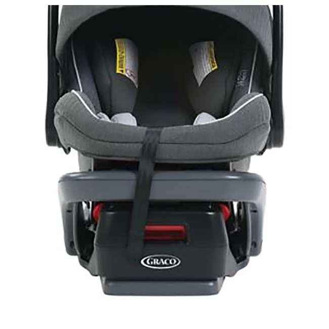 1992042 Graco SnugRide SnugLock 35 Platinum Infant Car Seat (2 Pack) 4