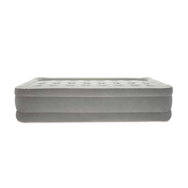 Bestway Alwayzaire Raised Air Mattress With Pump Queen