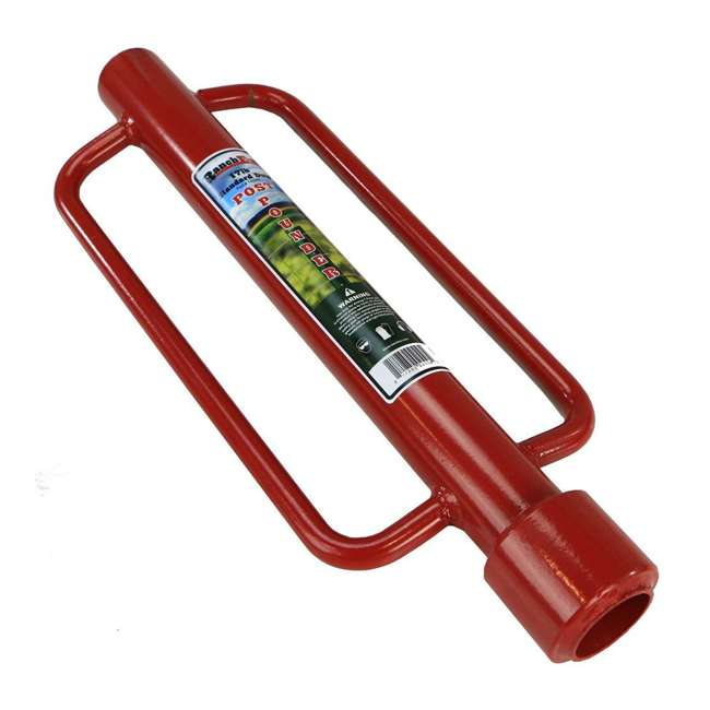 RE-102565 RanchEx 16-Pound Fence Post Hole Pounder