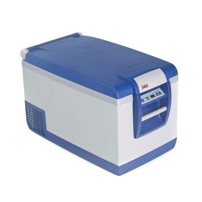 10800602-ARB + MTX02BK ARB Portable 63 Qt. Car Travel Fridge Freezer & MAXTRAX Vehicle Recovery Device 1