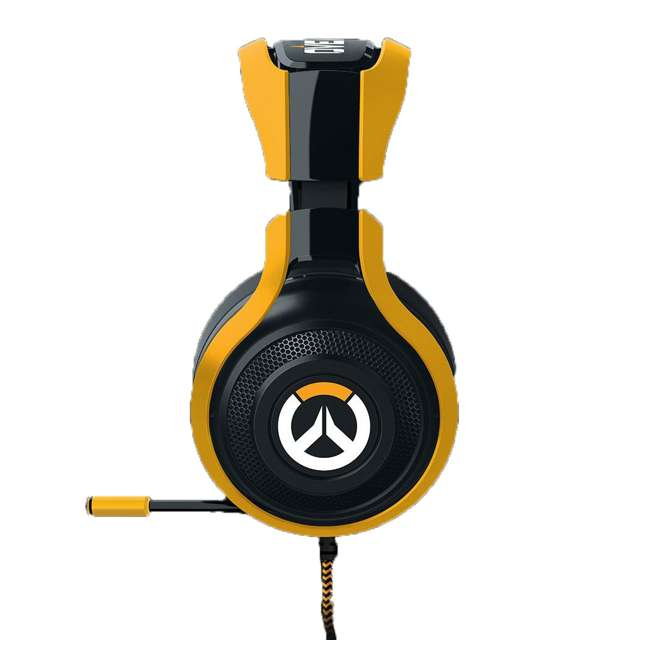 RZ04-01920100-R3M1 Razer ManO'War Overwatch Tournament Edition Over Ear Headset with Mic (2 Pack) 1