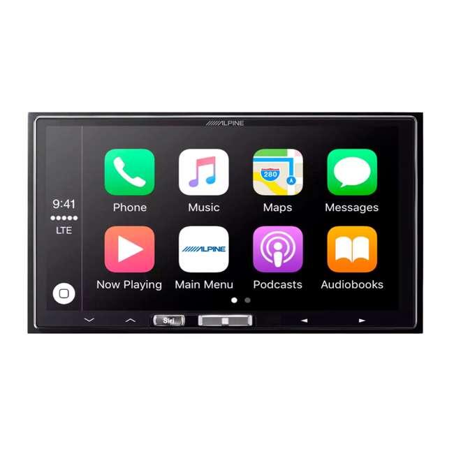 iLX-107 Alpine iLX-107 7-Inch In-Dash Wireless Apple CarPlay Receiver