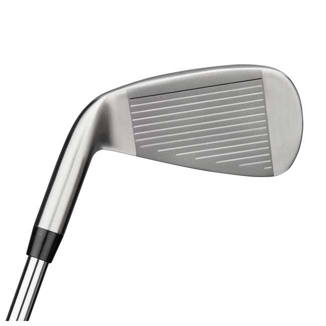 WGGC49900 Wilson Velocity HDX Womens Right Hand Stiff Flex Iron Golf Club Set 1