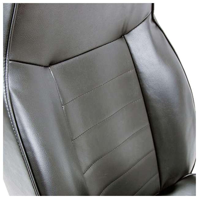 44901-SMITTYBILT Smittybilt Front Standard Bucket Seat, Black 5