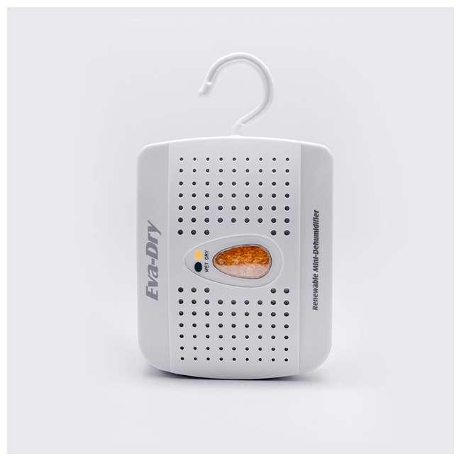 E-333 Eva Dry E-333 Renewable 333 Cu Ft Small Space Closet Mini Dehumidifier (2 Pack) 1