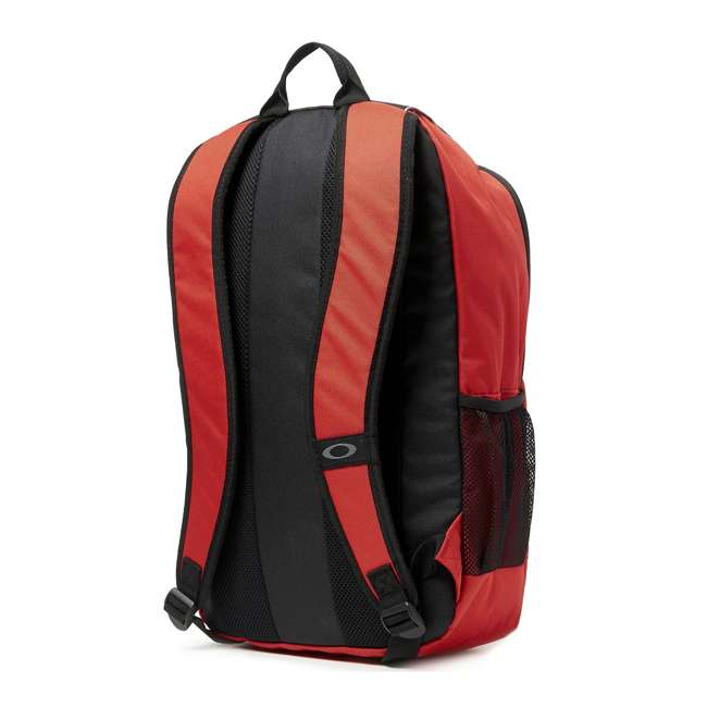92988-465 Oakley Enduro 25-Liter 2.0 Backpack, Red & Black 1