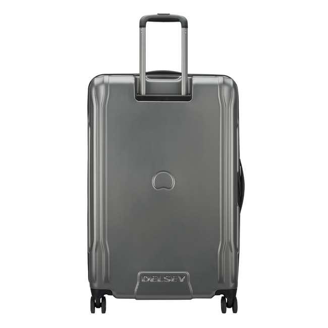 "40207998711 DELSEY Paris Cruise Lite Hardside 2.0 Carry On, 25"", & 29"" Suitcase Luggage Set 3"