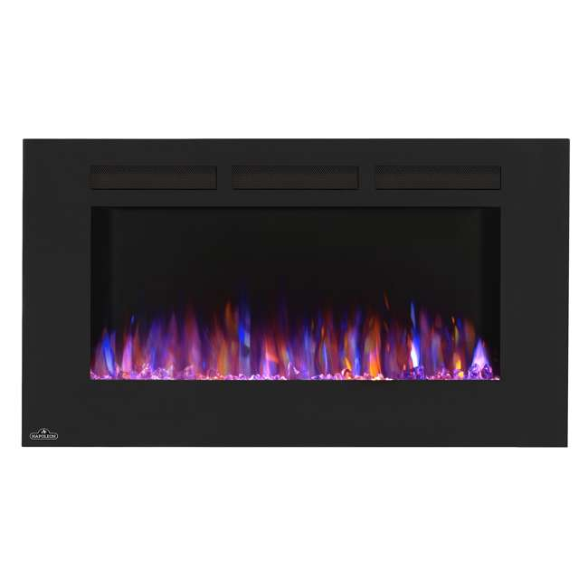 NEFL42FH-OB Napoleon Allure 42-Inch 5000 BTU Wall Hanging Electric Fireplace (Open Box) 4