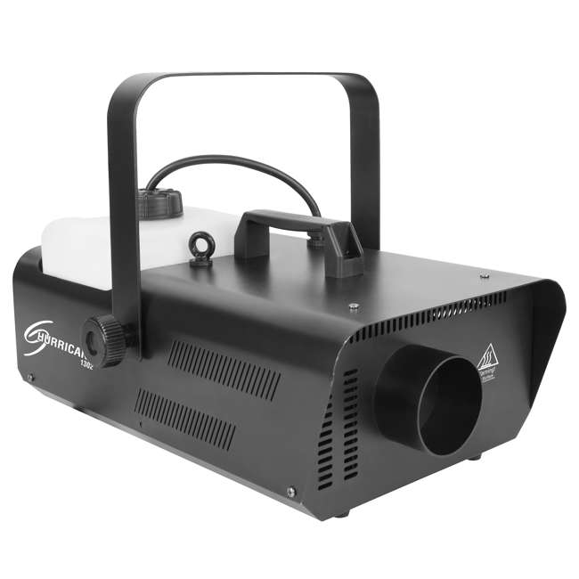 H1302-U-A Chauvet DJ Hurricane Smoke Fog Machine Party Fogger with Wired Remote (Open Box) 1