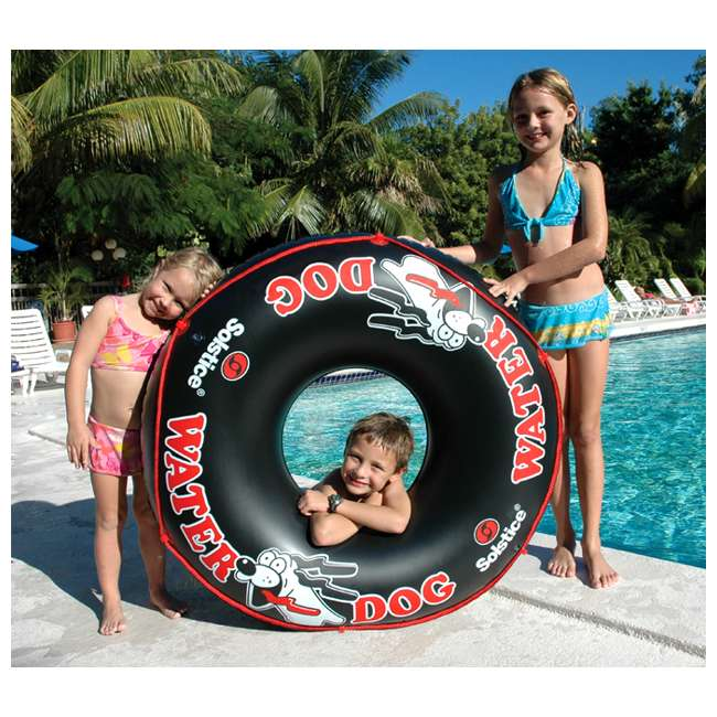 """24 x 17021ST 24) Solstice 17021ST 48"""" Water Dog Inflatable Tubes 1"""