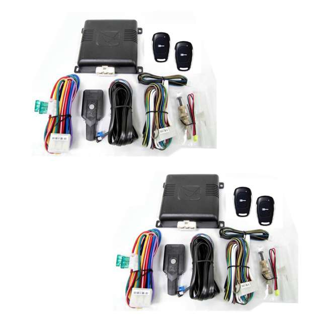 APS901E Audiovox Prestige APS901C Remote Starters APS901 (Pair)