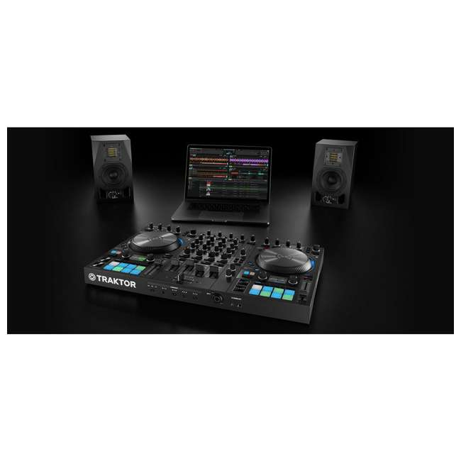 25221 Native Instruments Traktor Kontrol S4 4-Channel DJ System (2 Pack) 9