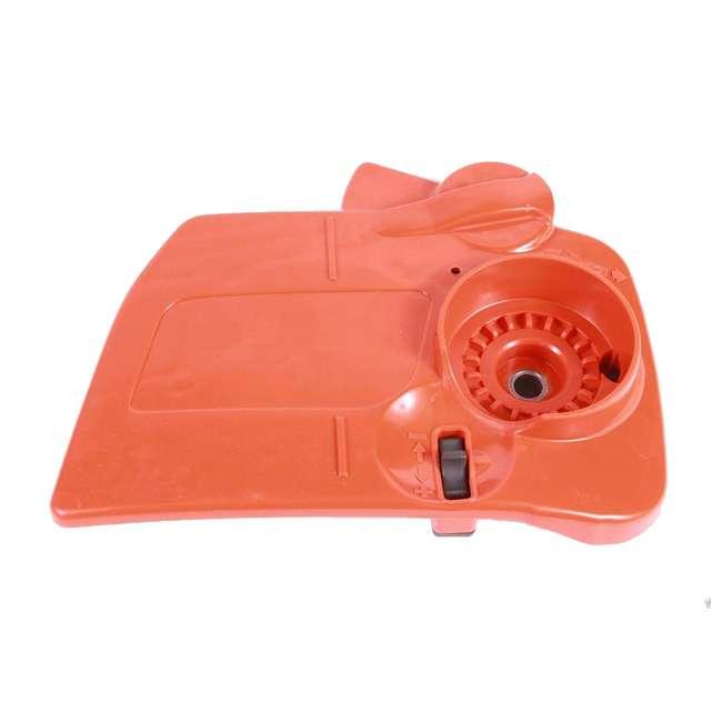 HV-PA-525611401 Husqvarna 525611401 Gas Chainsaw Chain Brake Assembly Replacement Part, Orange