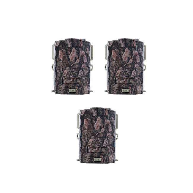 3 x MCA-13311 Moultrie Mobile MA2 AT&T 4G Cellular Wireless Game Trail Camera Field Modem (3 Pack)