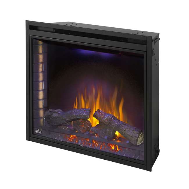 NEFB33H-OB Napoleon Ascent 33 9000 BTU Built-In Electric Fireplace Insert (Open Box)