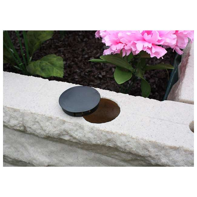 GW-RBG-RED Good Ideas Garden Wizard Outdoor Self Watering Raised Garden Bed, Red Brick 3