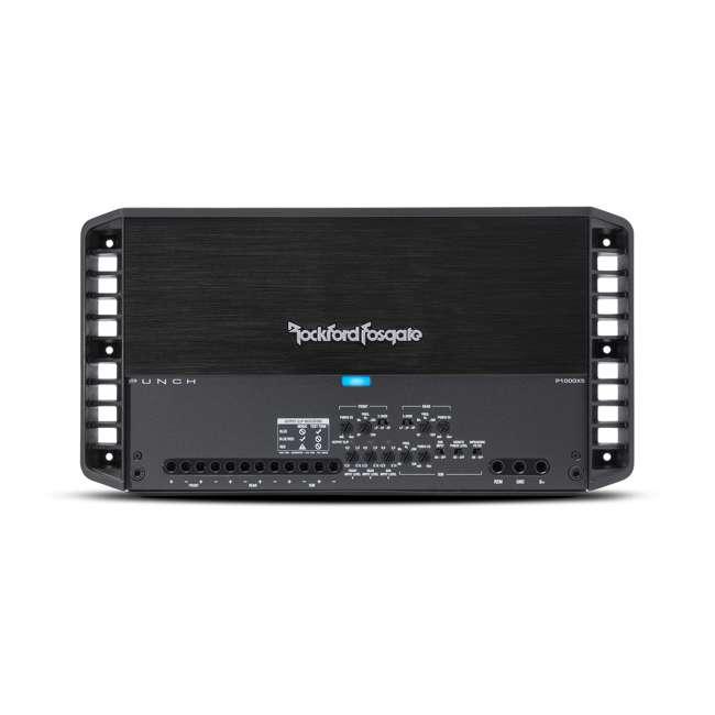 Rockford Fosgate P1000x5 925 1000 Watt Classbd 5channel Amplifier