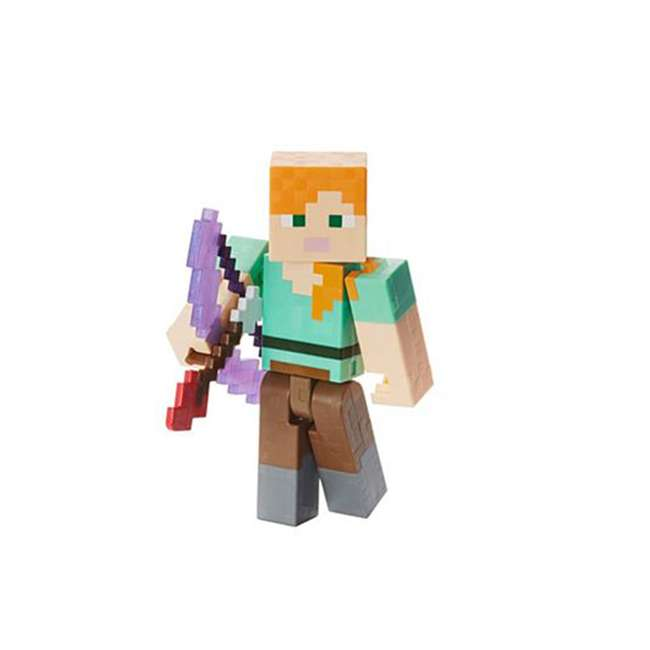 FCW12 Mattel Minecraft Wither Warfare Action Figures Toy Multipack (2 Pack) 4