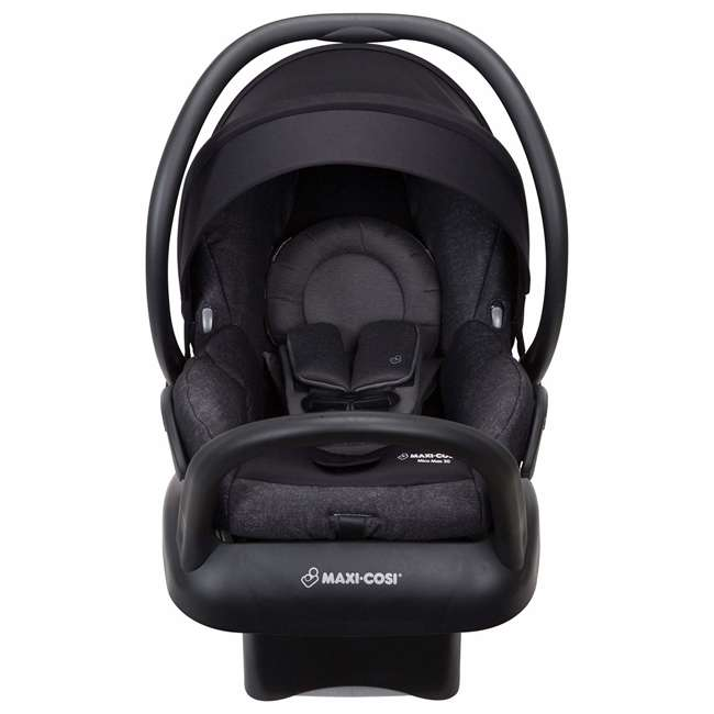 IC302ETKA Nomad Mico Max 30 Infant Rear Facing Car Seat, Black 5