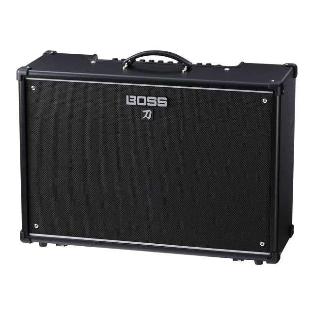 boss katana 100 watt dual speaker guitar combo amplifier ktn 100 212. Black Bedroom Furniture Sets. Home Design Ideas