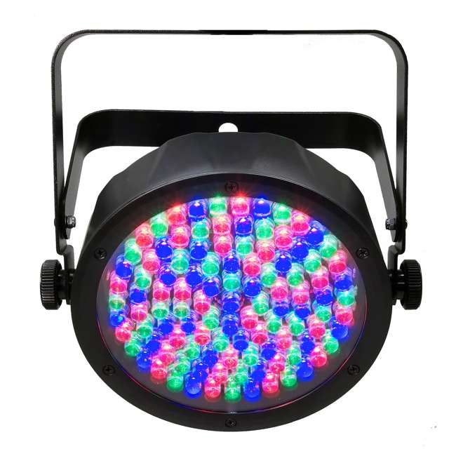 SLIM-PAR56 Chauvet SlimPar 56 LED DMX Slim Par Can Light 1
