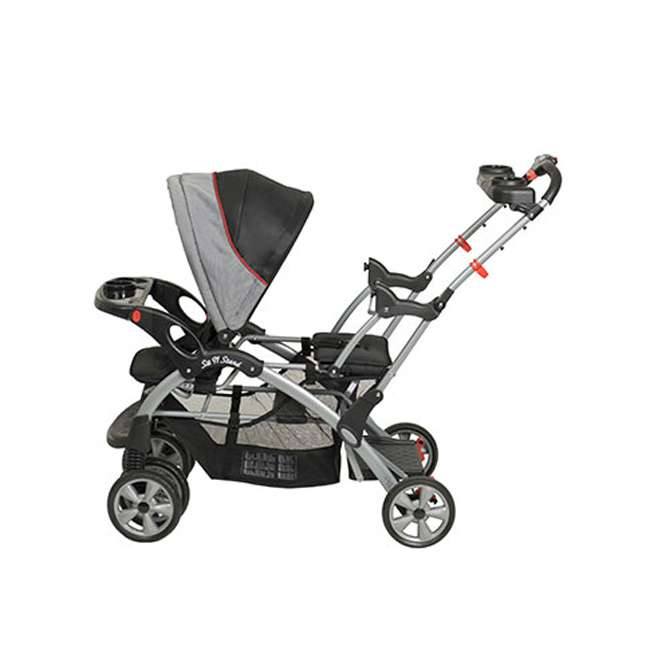 Baby Trend Sit N Stand Double Stroller Millennium Ss76773
