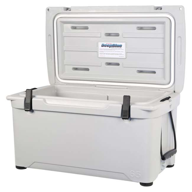 ENG65-G-U-A Engel Coolers 58 Quart 70 Can High Performance Roto Molded Ice Cooler (Open Box) 2