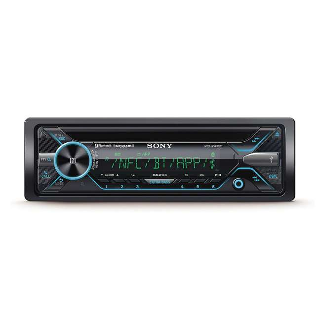 MEXN5200BT-OB Sony MEXN5200BT CD Player Receiver with Bluetooth (Open Box)