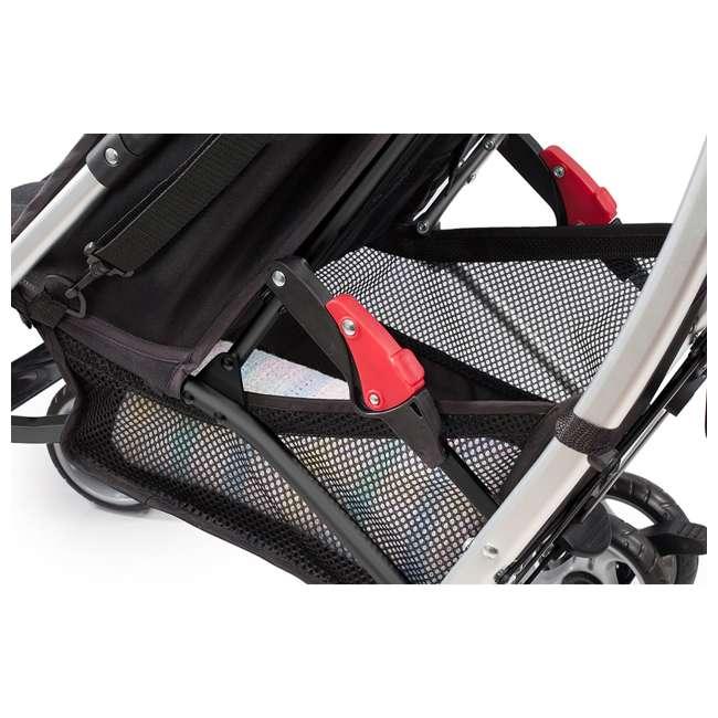 21840A Summer Infant 3Dlite 42 Inch Convenience Stroller, Caribbean Blue 9