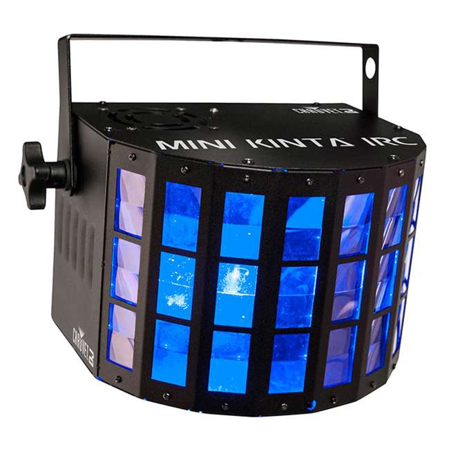 MINI-KINTA-IRC-2 Chauvet Mini Kinta 3W LED RGB DMX DJ Lighting 1