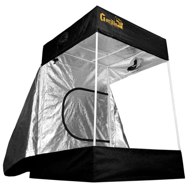 GGT33-U-A Gorilla Grow Tent 3' x 3' Indoor Hydroponic Greenhouse Garden Room-Open Box 3
