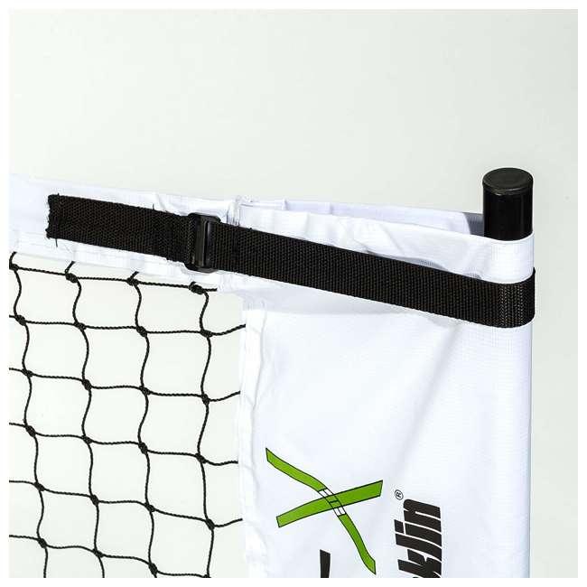 52840 Franklin Sports Regulation Sized Pickleball Net 3